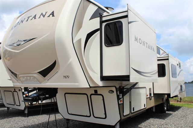 2019 Keystone RV Montana 3950BR Mid Bunk at Campers RV Center, Shreveport, LA 71129