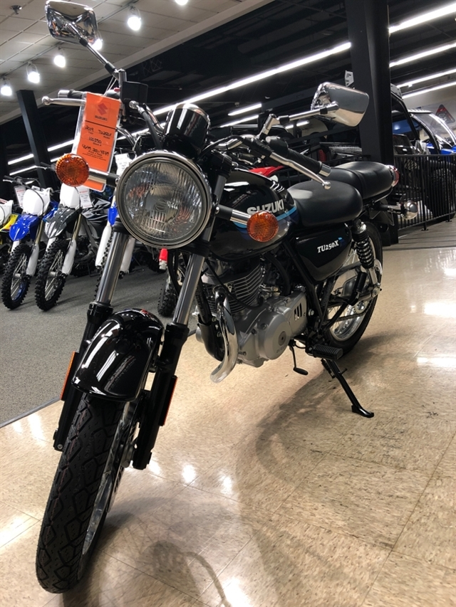 2019 Suzuki TU 250X at Sloans Motorcycle ATV, Murfreesboro, TN, 37129