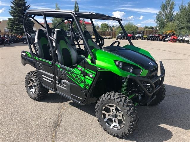2020 Kawasaki Teryx4 LE at Power World Sports, Granby, CO 80446