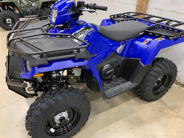 2020 Polaris Sportsman 450 HO Utility Base at Got Gear Motorsports