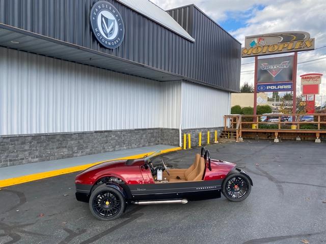2021 Vanderhall Venice Venice GT at Lynnwood Motoplex, Lynnwood, WA 98037