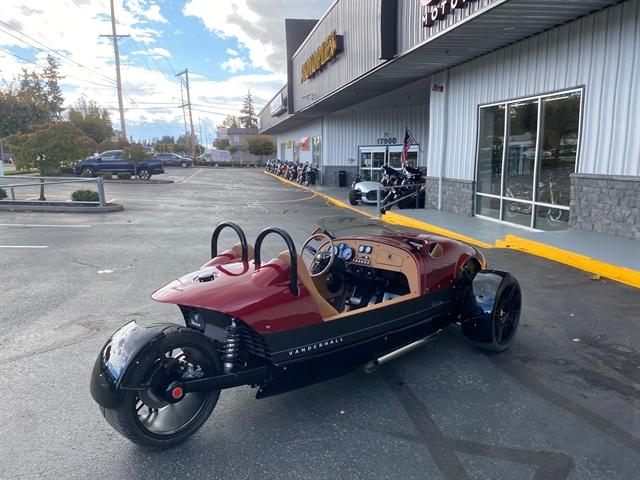 2021 VANDERHALL VENICE GT (RED) at Lynnwood Motoplex, Lynnwood, WA 98037