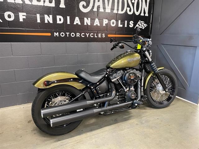 2018 Harley-Davidson Softail Street Bob at Harley-Davidson of Indianapolis
