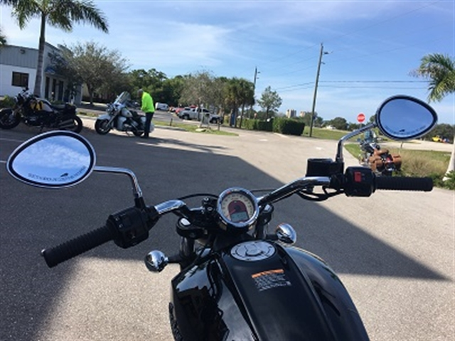 2017 Indian Scout Base at Fort Myers