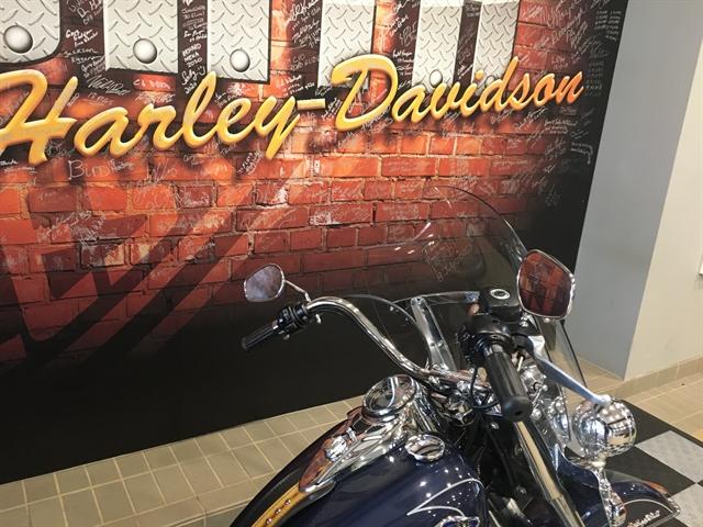 2009 Harley-Davidson Softail Heritage Softail Classic at Worth Harley-Davidson