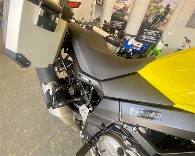 2021 Suzuki V-Strom 650XT Adventure at Shreveport Cycles