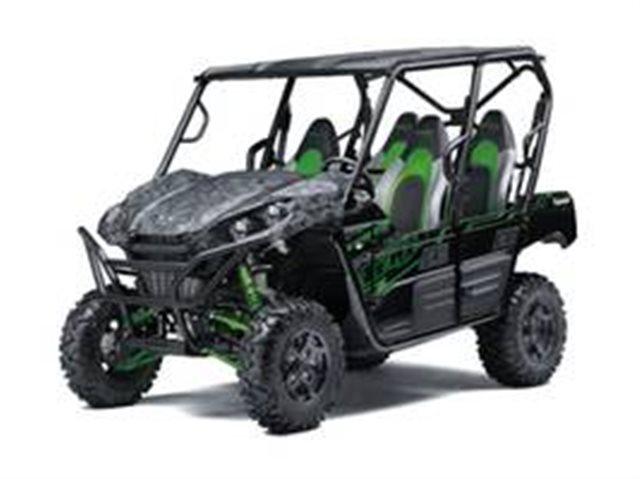 2020 Kawasaki Teryx4 Camo at Youngblood Powersports RV Sales and Service