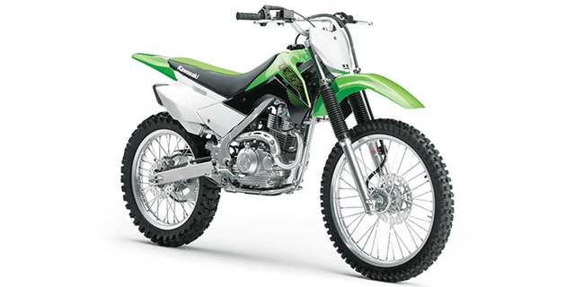 2020 Kawasaki KLX 140G at Hebeler Sales & Service, Lockport, NY 14094