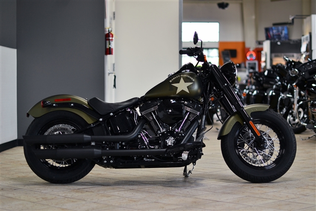 2017 Harley-Davidson Softail Slim® S at Destination Harley-Davidson®, Tacoma, WA 98424
