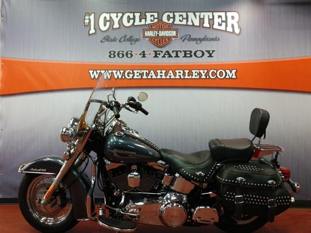 2015 Harley-Davidson FLSTC - Heritage Softail Classic at #1 Cycle Center Harley-Davidson