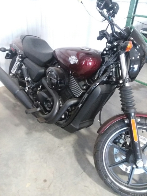 2015 Harley-Davidson Street 750 at Stutsman Harley-Davidson, Jamestown, ND 58401