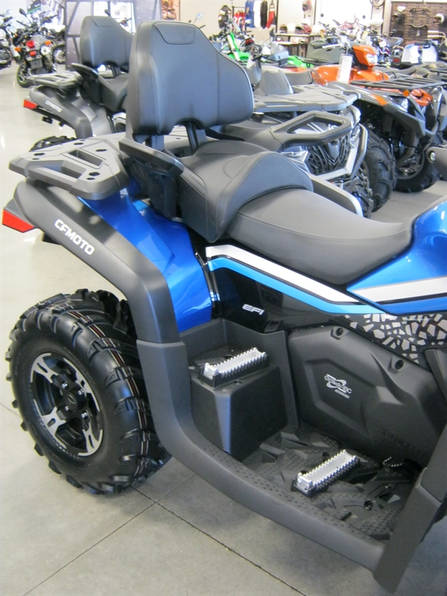 2021 CFMoto CForce 600 EPS Touring with Blade at Brenny's Motorcycle Clinic, Bettendorf, IA 52722