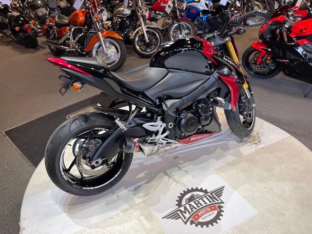 2016 Suzuki GSX-S 1000 ABS at Martin Moto