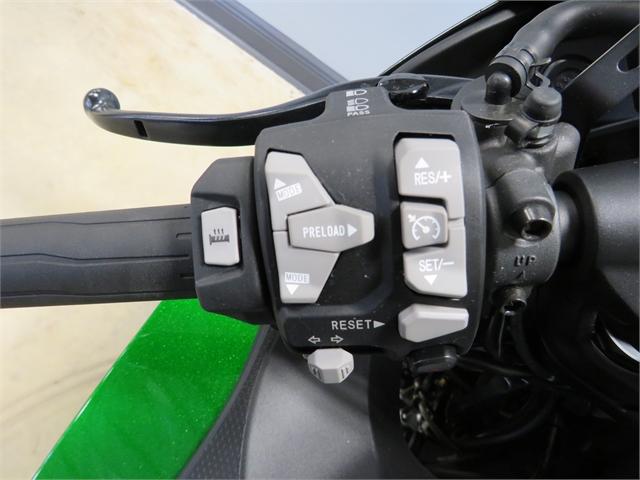 2021 Kawasaki Ninja H2 SX SE+ at Sky Powersports Port Richey