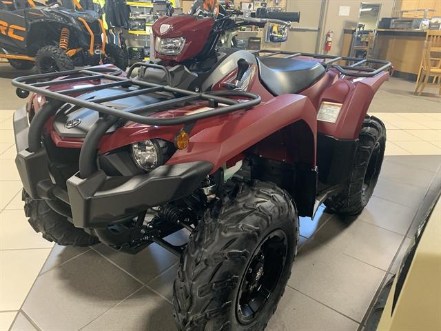2020 Yamaha Kodiak 450 EPS 450 EPS SE at Star City Motor Sports