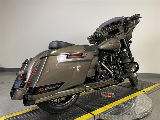 2021 Harley-Davidson Touring CVO Street Glide at Outlaw Harley-Davidson