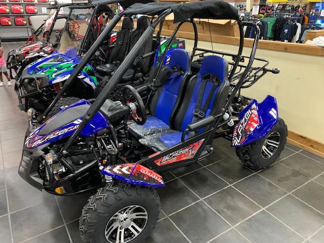 2020 TRAILMASTER BLAZER 200 EX at Got Gear Motorsports