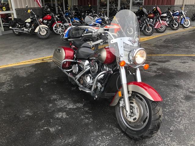 2007 Kawasaki Vulcan 1600 Nomad at Lynnwood Motoplex, Lynnwood, WA 98037