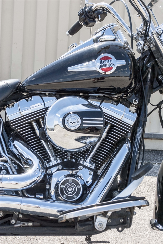 2016 Harley-Davidson Softail Heritage Softail Classic at Javelina Harley-Davidson