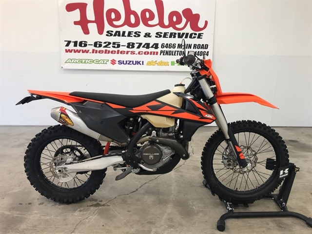 2016 KTM XC 450 F at Hebeler Sales & Service, Lockport, NY 14094
