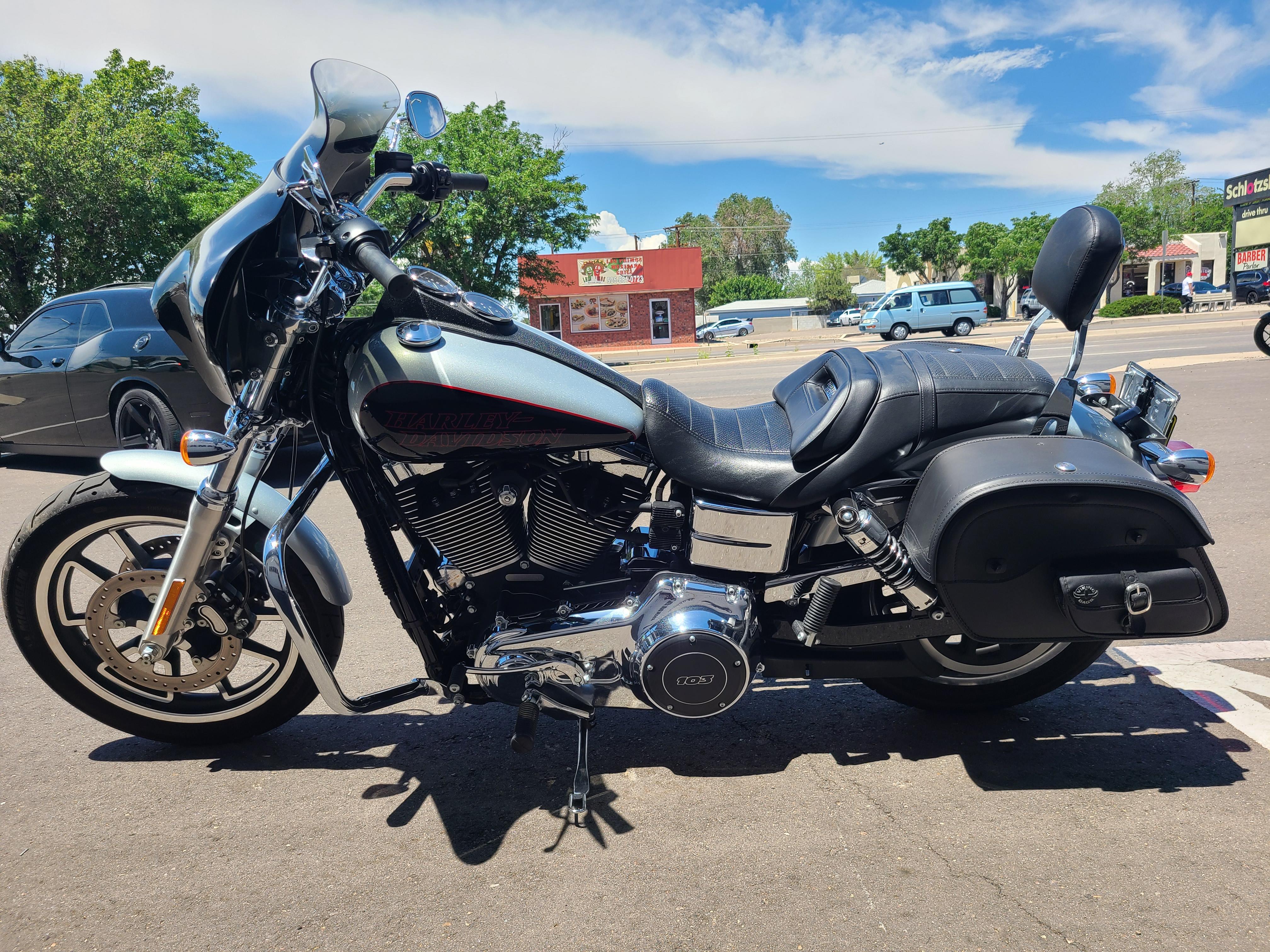 2014 Harley-Davidson Dyna Low Rider at Bobby J's Yamaha, Albuquerque, NM 87110