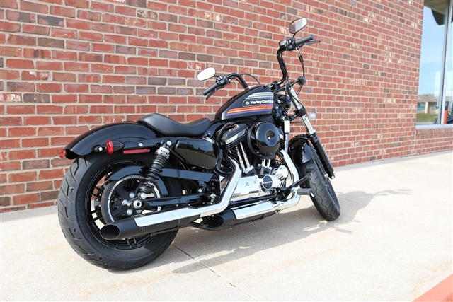 2018 Harley-Davidson Sportster Forty-Eight Special at Zylstra Harley-Davidson®, Ames, IA 50010