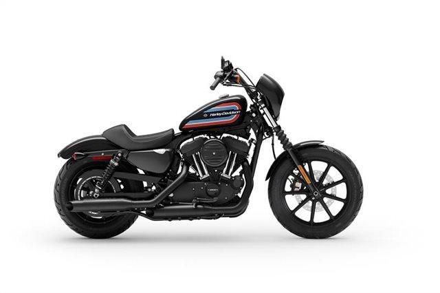 2021 Harley-Davidson Cruiser XL 1200NS Iron 1200 at Texarkana Harley-Davidson