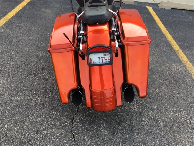 2007 Harley-Davidson Street Glide Base at Randy's Cycle, Marengo, IL 60152