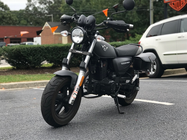 2018 KYMCO Spade 150 at Southside Harley-Davidson
