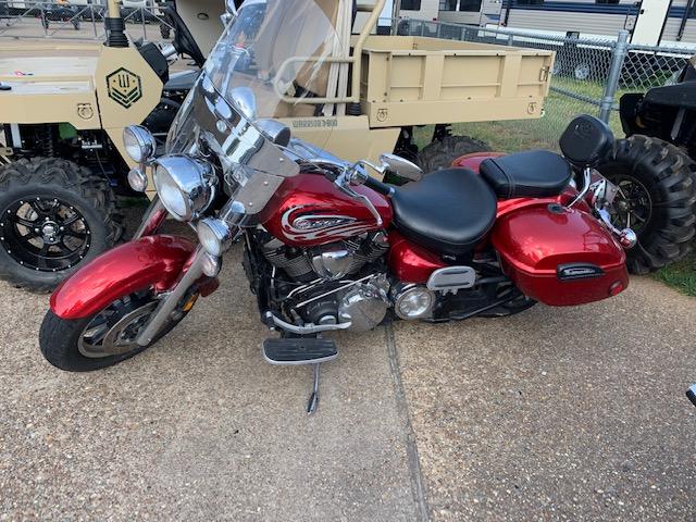 2010 Yamaha Road Star Silverado S at Campers RV Center, Shreveport, LA 71129