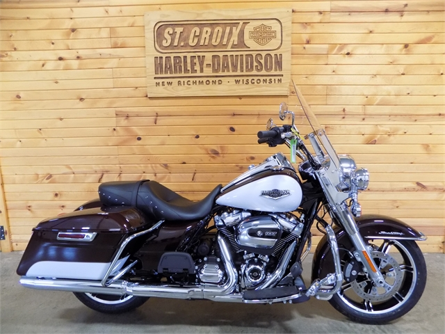 2021 Harley-Davidson Grand American Touring Road King at St. Croix Harley-Davidson
