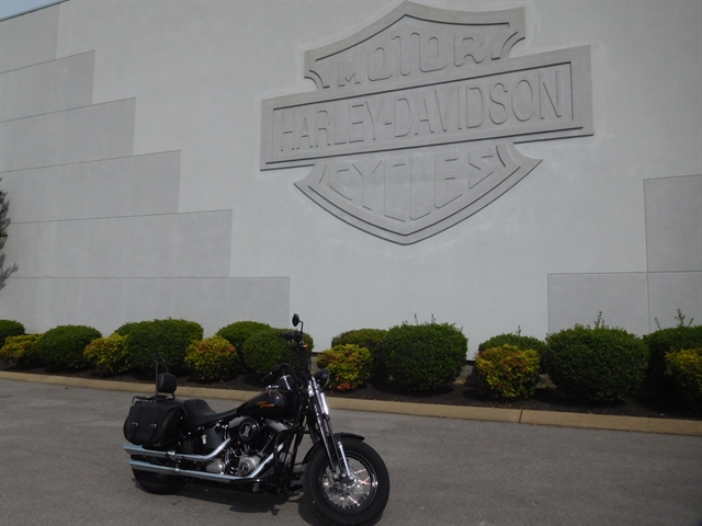 2008 Harley-Davidson Softail Cross Bones at Bumpus H-D of Murfreesboro