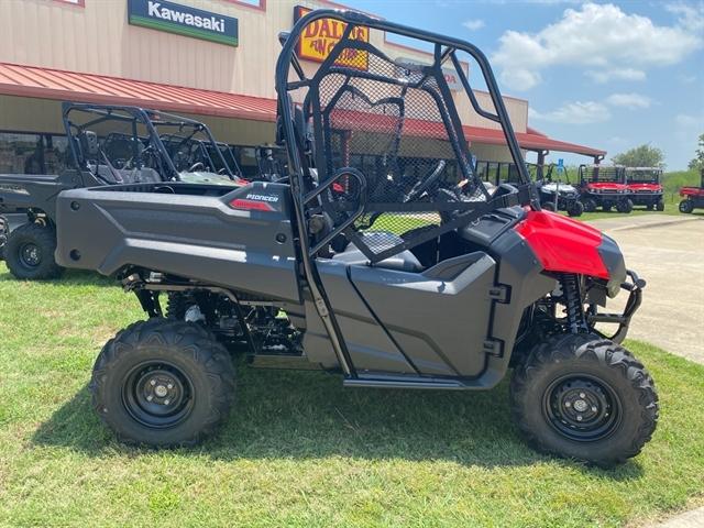2020 Honda Pioneer 700 Base at Dale's Fun Center, Victoria, TX 77904
