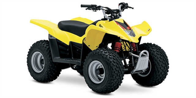 2019 Suzuki QuadSport Z50 at Hebeler Sales & Service, Lockport, NY 14094