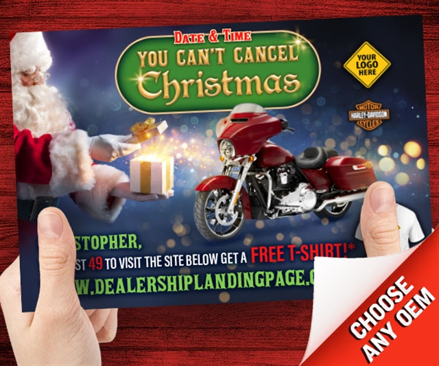 You Can't Cancel Christmas  at PSM Marketing - Peachtree City, GA 30269
