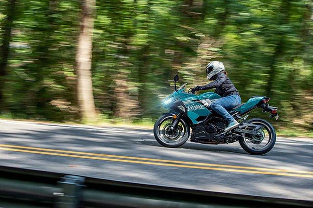 2021 Kawasaki Ninja 400 ABS at Santa Fe Motor Sports