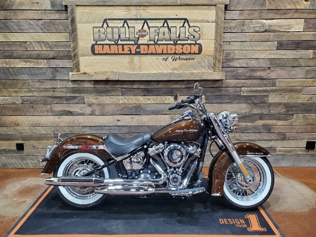 2019 Harley-Davidson Softail Deluxe at Bull Falls Harley-Davidson