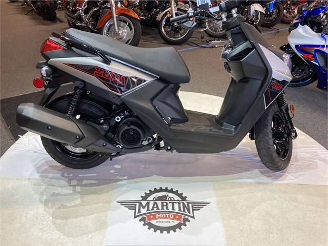 2018 Yamaha Zuma 125 at Martin Moto