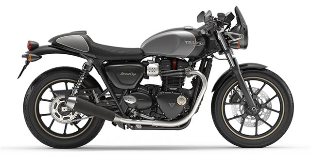 2018 Triumph Street Cup Base at Frontline Eurosports