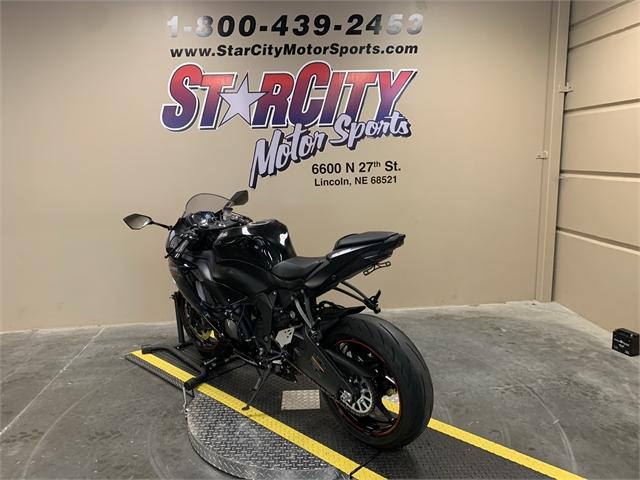 2020 Kawasaki Ninja ZX-6R ABS at Star City Motor Sports