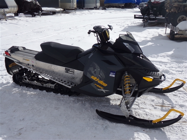 2008 Ski-Doo MX Z Renegade X 600 HO SDI $100/month at Power World Sports, Granby, CO 80446