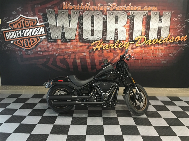 2020 Harley-Davidson Softail Low Rider S at Worth Harley-Davidson