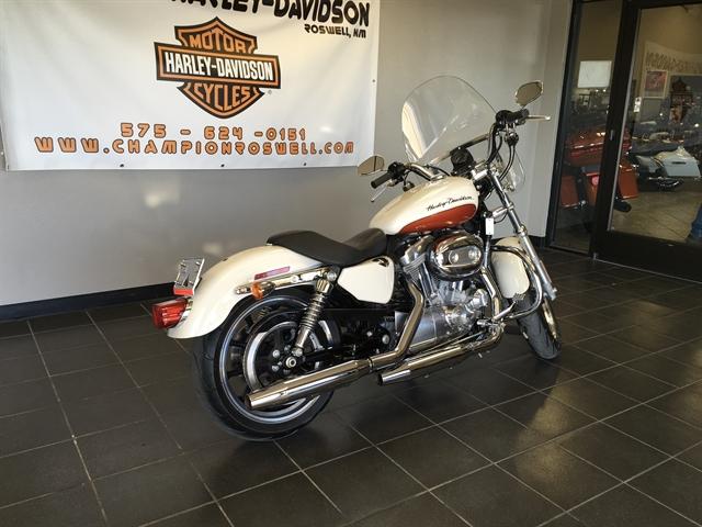 2011 Harley-Davidson Sportster 883 SuperLow at Champion Harley-Davidson