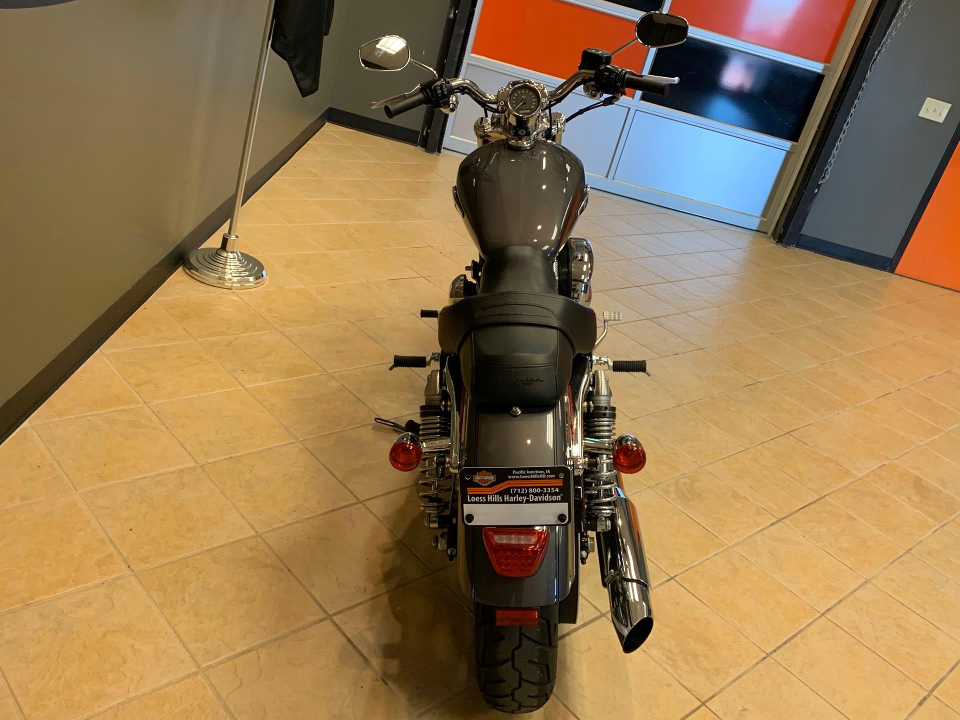 2016 Harley-Davidson Sportster 1200 Custom at Loess Hills Harley-Davidson