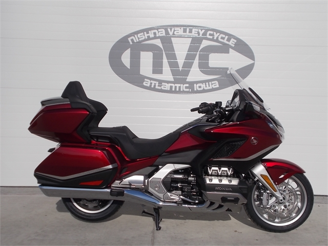 2021 Honda Gold Wing Tour Automatic DCT at Nishna Valley Cycle, Atlantic, IA 50022