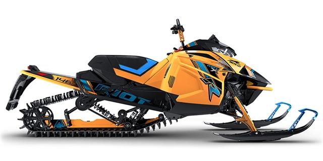 2021 Arctic Cat Riot X 8000 146 26 AMS w/QS3 at Bay Cycle Sales