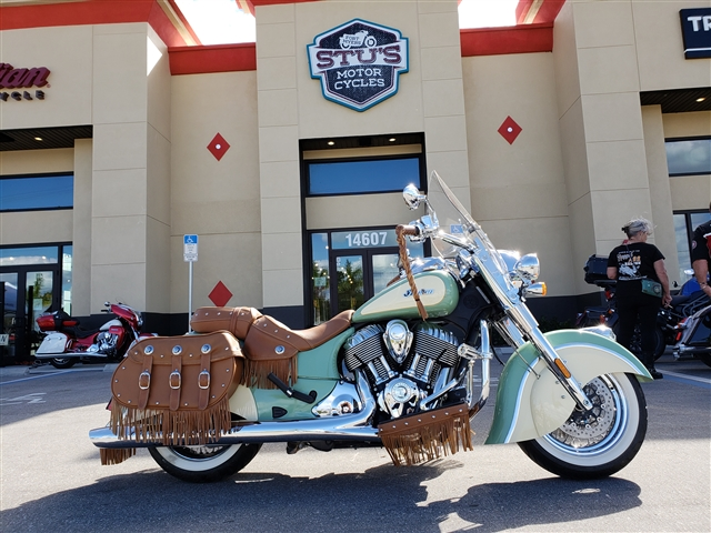 2017 Indian Chief® Vintage at Stu's Motorcycles, Fort Myers, FL 33912