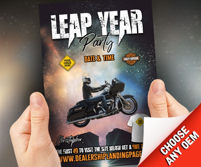 Leap Year Powersports at PSM Marketing - Peachtree City, GA 30269