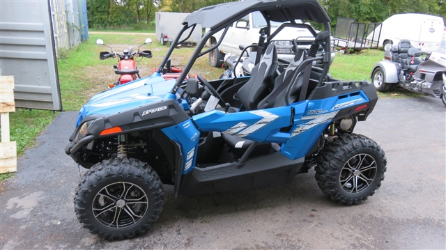 2019 CF MOTO ZFORCE 800 TRAIL at Randy's Cycle, Marengo, IL 60152