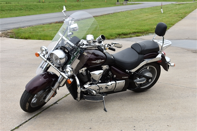 2008 Suzuki Boulevard C109R at Lincoln Power Sports, Moscow Mills, MO 63362